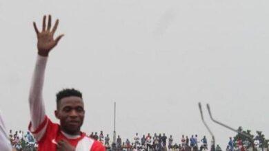 Photo of Mukoko Mayayi de retour