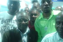 Photo of Otis Ngoma à Kinshasa