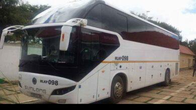 Photo of Un colonel de la Police cherche « de la drogue » dans le bus du DCMP !