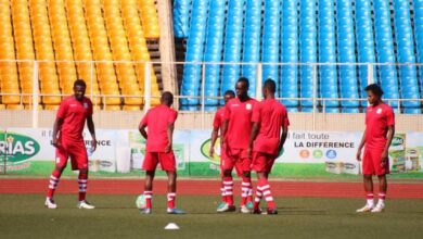 Photo of DCMP à Brazzaville : deux matches amicaux prévus